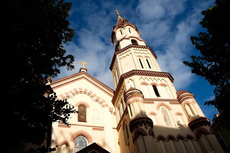 Cerkiew św. Mikołaja w Wilnie