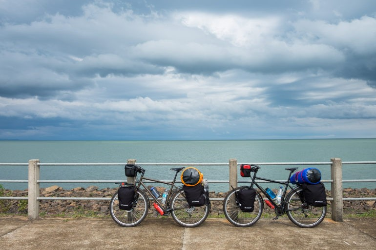 Rowery nad Paraną