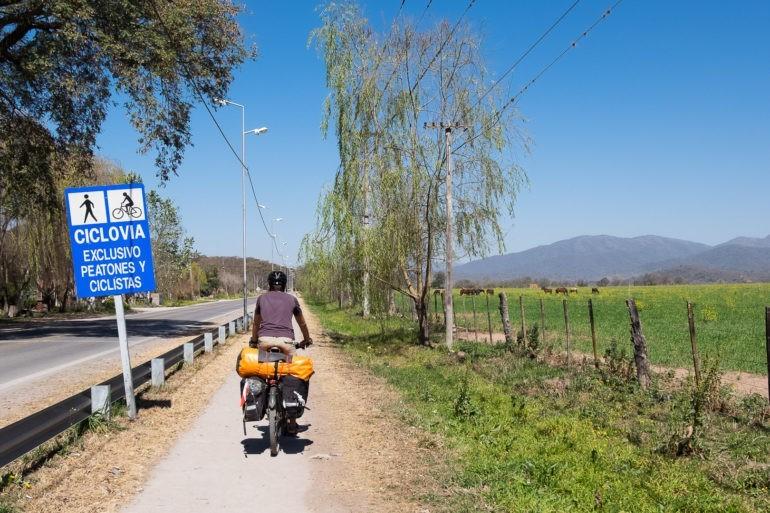 Ścieżka specjalnie dla rowerów