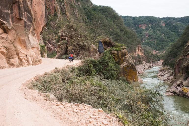 Pierwszy dzień drogi z Villa Montes do Entre Rios