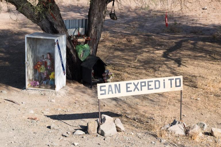 San Expedito patron podróżników i spraw pilnych