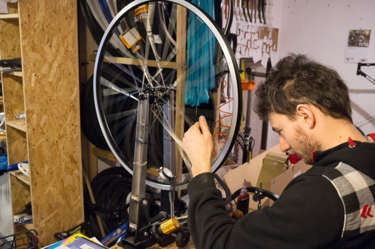 Budowa kół do naszych rowerów