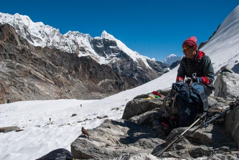 Przełęcz Cho La