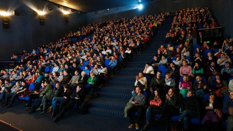 WSPR VI - Występowanie przed taką publicznością to wielki zaszczy i przyjemność - archiwum WSPR (FB). Zdjęcie publiczności.