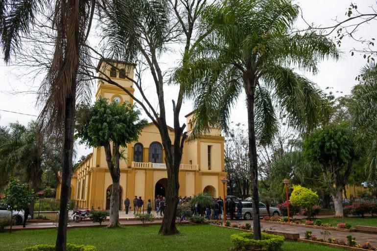 Kościół w Guarambaré