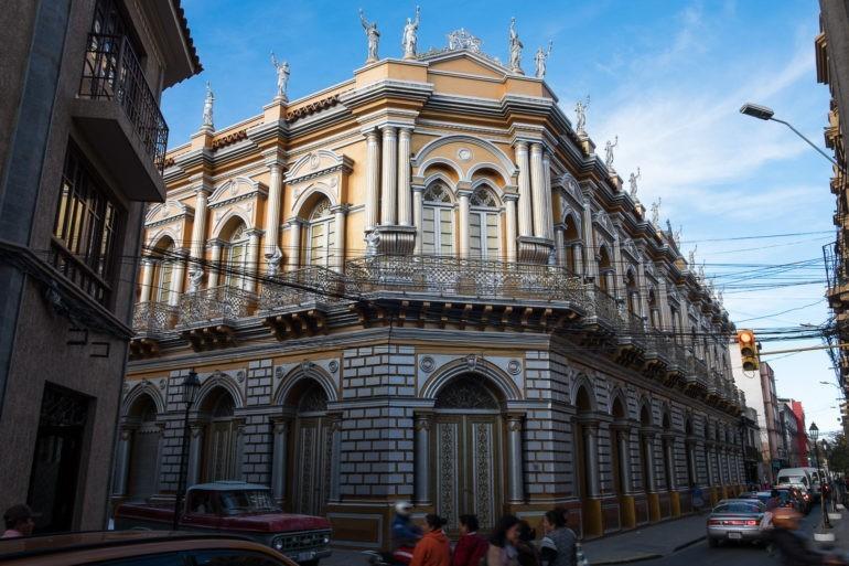 Casa Dorada w Tarija