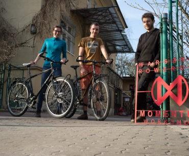 Odbieramy rowery w Krakowie