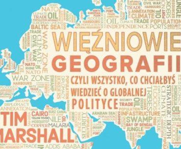 Okładka książki Więźniowie Geografii