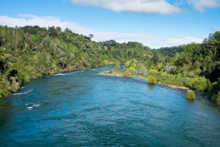 Rzeka San Pedro niedaleko Pancul