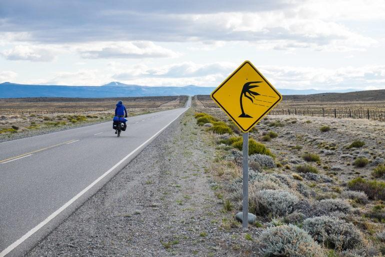Kolejny dowcip argentyńskich drogowców?