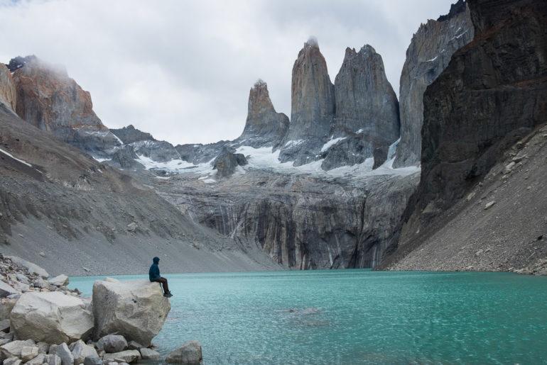 Torres Base - główna atrakcja parku