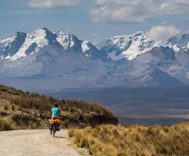 Ostatnie kilkadziesiąt kilometrów do asfaltu, Cordillera Blanca, Peru