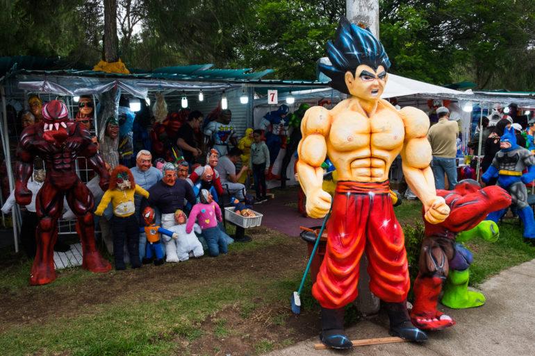 Dragon Ball także w Quito robi karierę