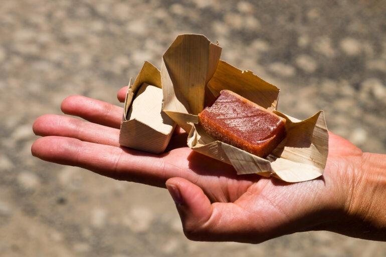 Dulce de guayaba - najlepsza naturalna słodycz z Kolumbii. Jak poczujesz się po jej zjedzeniu? Posłuchaj bandy La Mambanegra, daje energię jak guayaba!